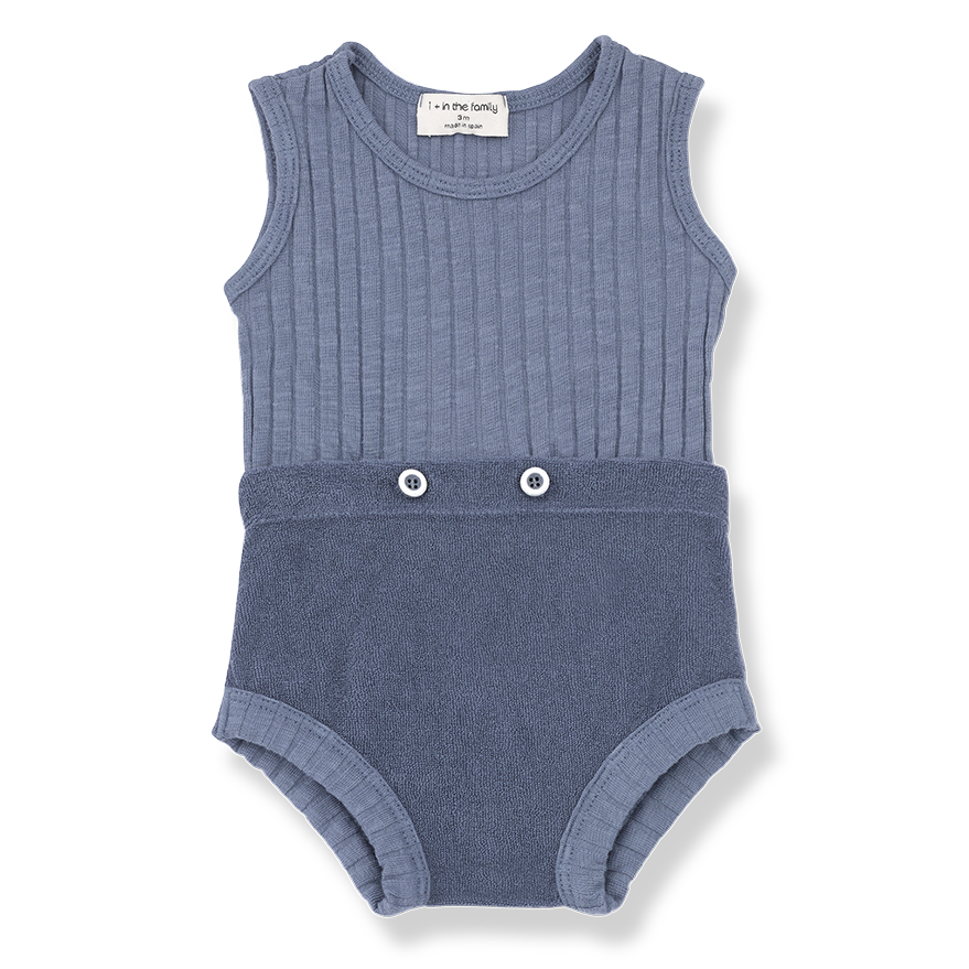 60ce07158 Ayala Two-fabric Body | Poppy - Ropa de Niño